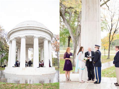 dc war memorial wedding permit meg andrew dc war memorial in washington d c
