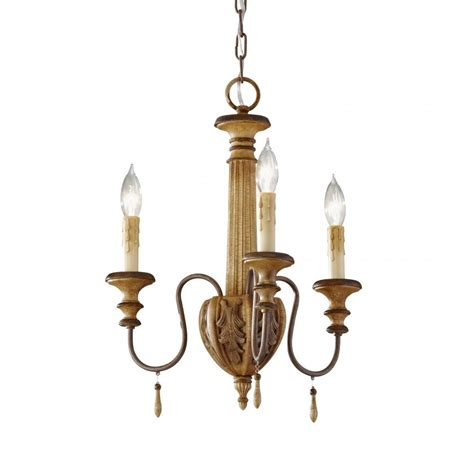 small wood chandelier small wood effect mini chandelier dual mount for high or