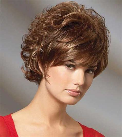 haircuts for curly hair short with bangs 35 new short curly hairstyles short hairstyles 2017