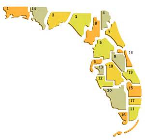 florida circuit court map florida circuit courts