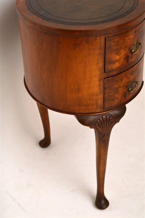 antique kidney shaped desk antique burr walnut leather top kidney shaped desk