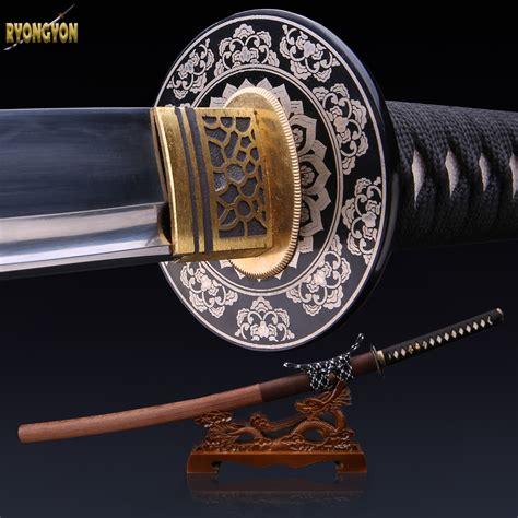 Souvenir Handmade - aliexpress buy wwii souvenir handmade katana genuine