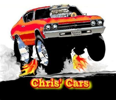 wallpaper cartoon cars muscle car cartoons wallpapers wallpapersafari