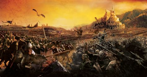 Battle Earth the lord of the rings the battle for middle earth