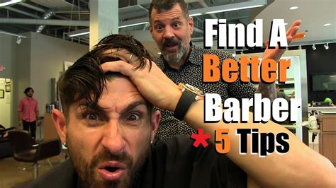 average tip for a haircut 5 tips to find a better barber stop settling for average