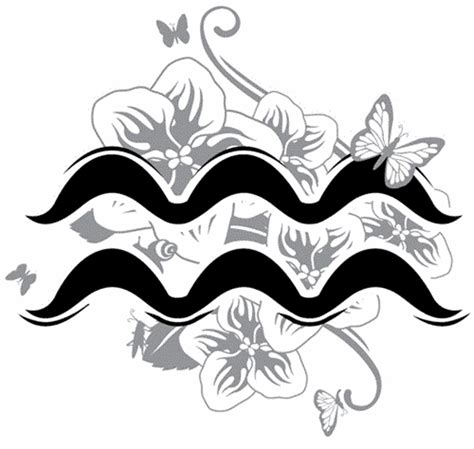 aquarius tattoo design 45 of the best aquarius tattoos for your
