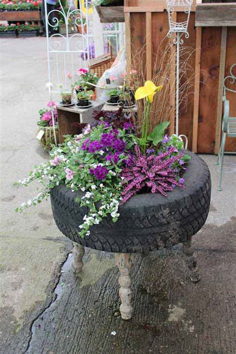 garden containers diy 34 easy and cheap diy garden pots you never thought of