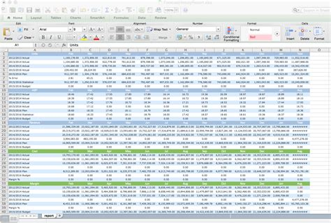 How To Download An Excel Version Of The Demand Plan View Demandcaster Support S Op Excel Template