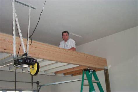 how to build a garage loft building a garage loft for storage best storage design 2017