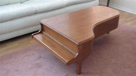Piano Coffee Table Made Teak Piano Coffee Table By Designs Inc Custommade
