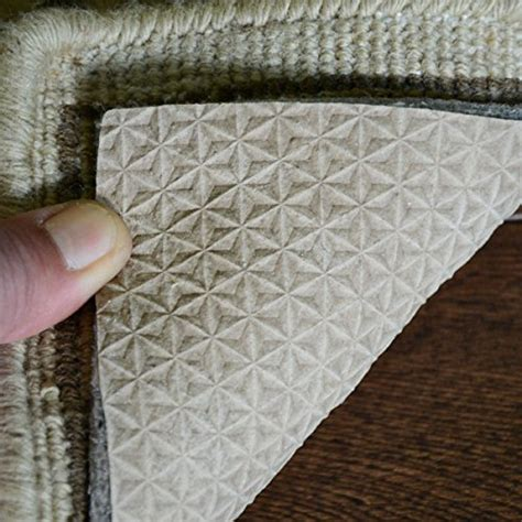 thick rug pads for hardwood floors 12 x 20 premium hold 3 8 thick non slip rug pad safe for all floors