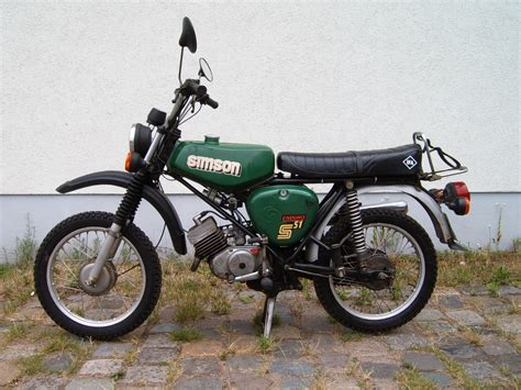E Motorrad Enduro by Simson S51e Ii Enduro Ddr Motorrad De Ersatzteileshop