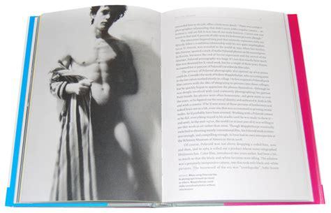 libro robert mapplethorpe polaroids the rise and fall of polaroid