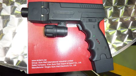 Ton Taser Gun Sometimes My Is Easy by China S Implements Of Are Being Traded At
