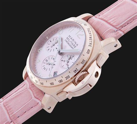 Jam Tangan Aigner Baridona Pink marina chronograph pink jam tangan wanita pink