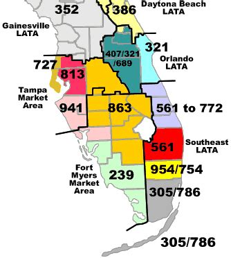 us area phone code 954 area code information florida service commission