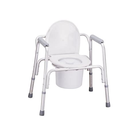 commode toilet chair aluminium commode chair