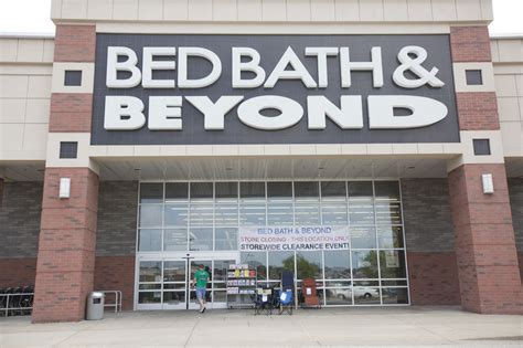 bed and bath store bed bath beyond closing south bend store business