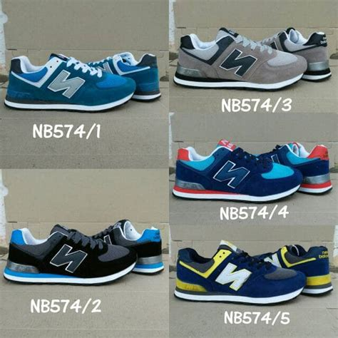 sepatu new balance nb574 import elevenia