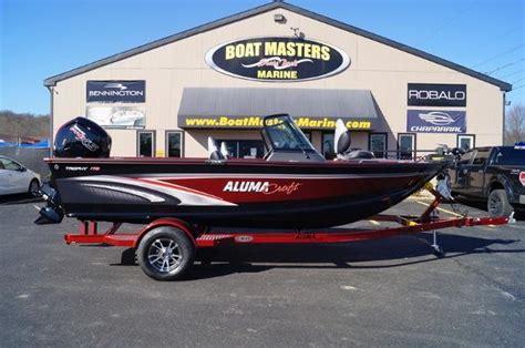 alumacraft boats ohio 2018 alumacraft trophy 175 akron ohio boats