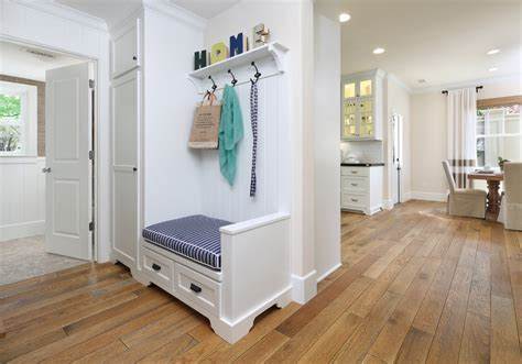 built in bench mudroom built in mudroom bench plans entry traditional with wall