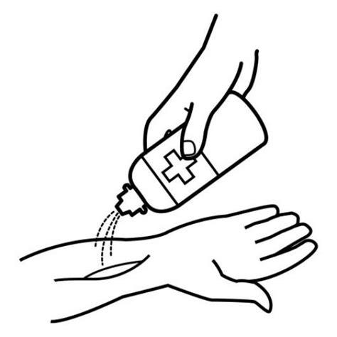 primeros auxilios 2 dibujos animaciones imagenes fotos prevencion los primeros auxilios para colorear imagui
