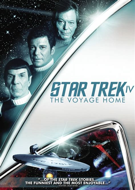 trek iv the voyage home dvd release date