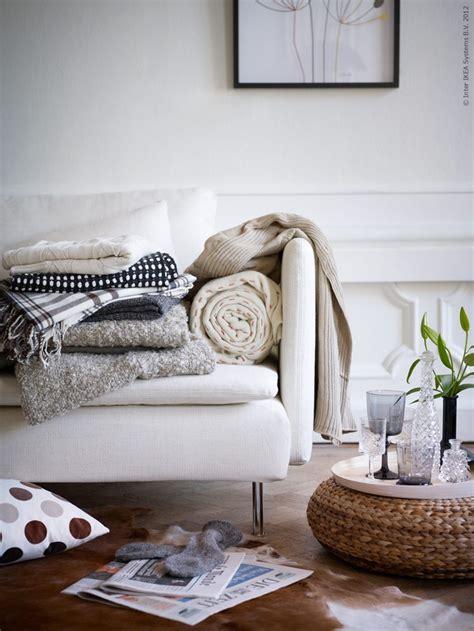 ikea inspiration living room addera filtar och pl 228 dar s 214 derhamn soffa living room inspiration shops plaid