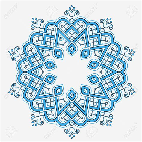 turkish pattern ai 21317587 vector of traditional persian arabic turkish