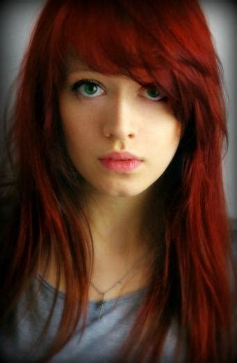 young actresses with red hair and green eyes image auburn hair girl green eyes red hair favimcom