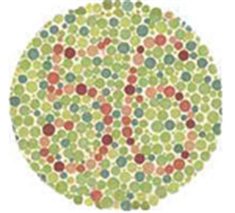 color vision pattern 色盲测试 假同色图