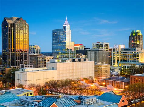 Durham Mba Salary by Best Places To Live In America For A High Salary