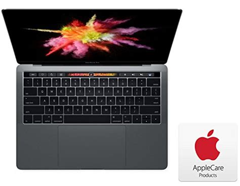 Laptop Apple Care Macbook Pro 13 Inch Touch Bar 2 9ghz 512gb 3 Year Applecare Protection Space Gray Best Buy