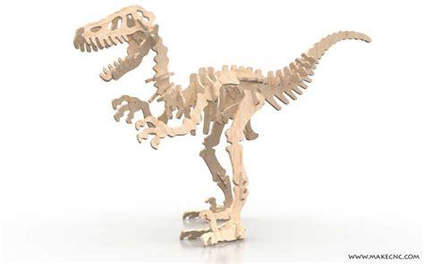 speedy velociraptor dinosaurs makecnccom