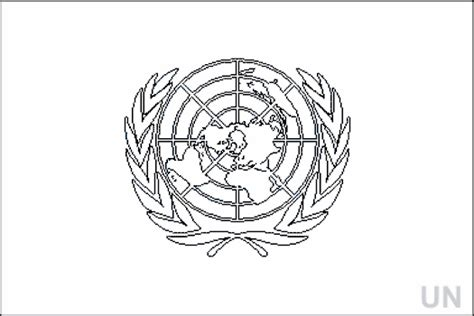 Flags Of The United Nations An Adult And Kid Coloring Nations Coloring Pages