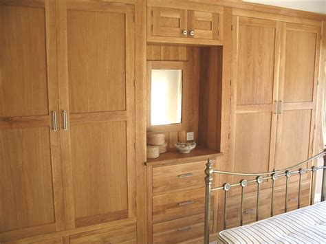 Handmade Fitted Wardrobes - fitted furniture four corners handmade
