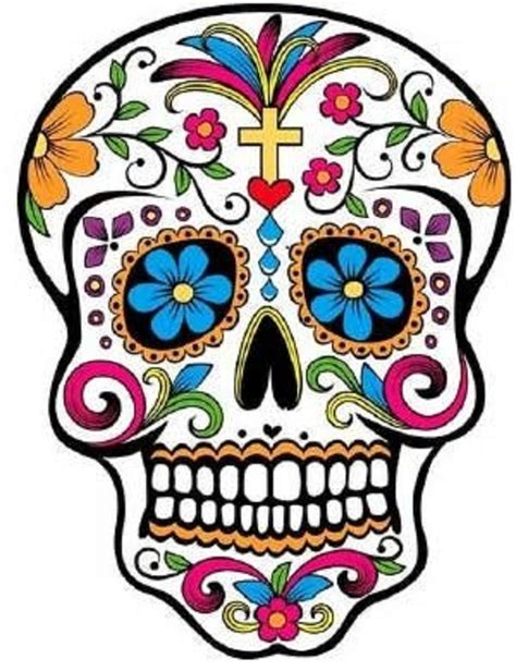 dia de los muertos skull template might of right d 205 a de los muertos vs either