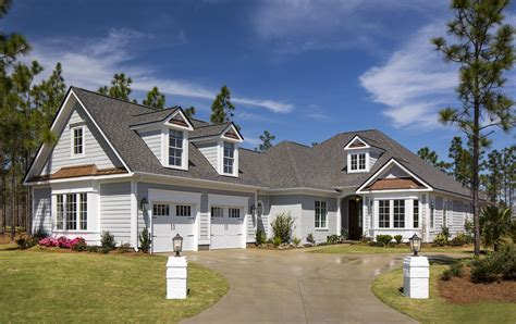 southern home builders carolina signature homes southern living builder woodside