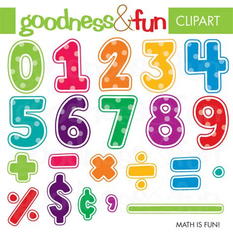 clipart numbers     cliparts  images  clipground