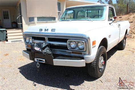1970 gmc 4x4 1970 gmc chevy k20 4x4 3 4 ton