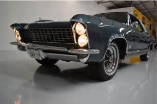 Buick Riviera Gran Sport 1965 1965 Buick Riviera Gran Sport Myrod