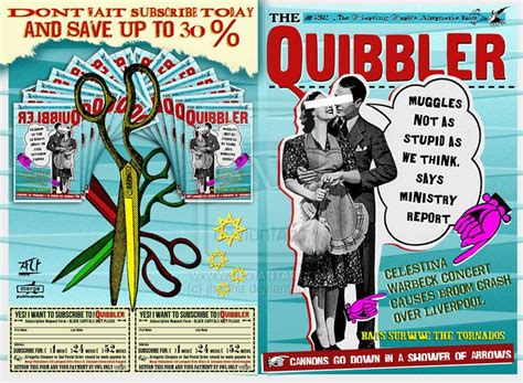 printable quibbler cover quibbler 5 by jhadha deviantart com on deviantart harry