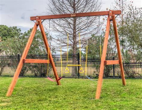 stand alone swings 9 stand alone swingbeam readyplayset
