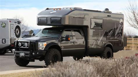 ford earthroamer featured vehicle earthroamer s flagship lts