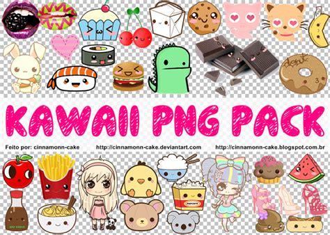 Kawaii Png Pack By Cinnamonn Cake cakepins.com   cuteee :3