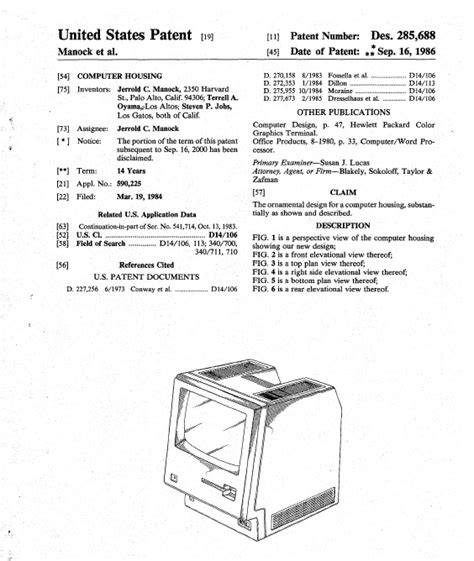 design patent meaning 100 patent us6202054 method and 28 images 100 patent