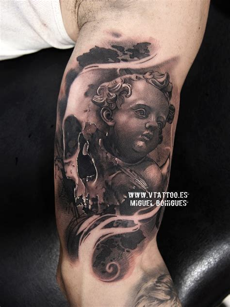 miguel tattoos miguel bohigues find the best artists