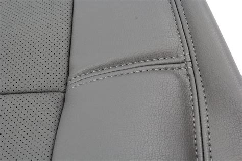2014 toyota tundra crewmax leather seat covers clazzio car seat cover leather grey custom fit for 2014