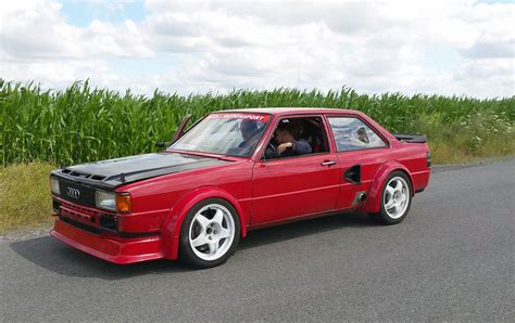 Audi Vw by Audi 80 B2 With A Vw Vr6 Engine Depot