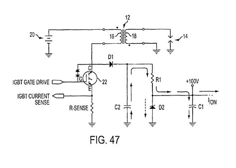 integrated circuit ignition system patent us6883509 ignition coil with integrated coil driver and ionization detection circuitry